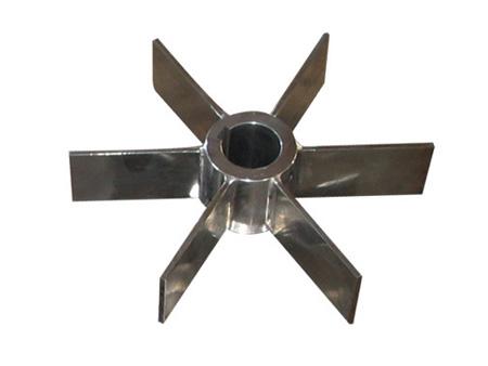 四叶开åˉ涡轮式搅拌器